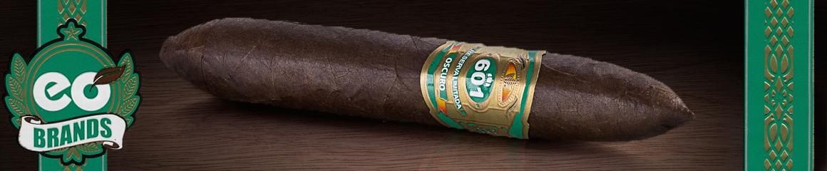 601 Habano Oscuro (Green Label)
