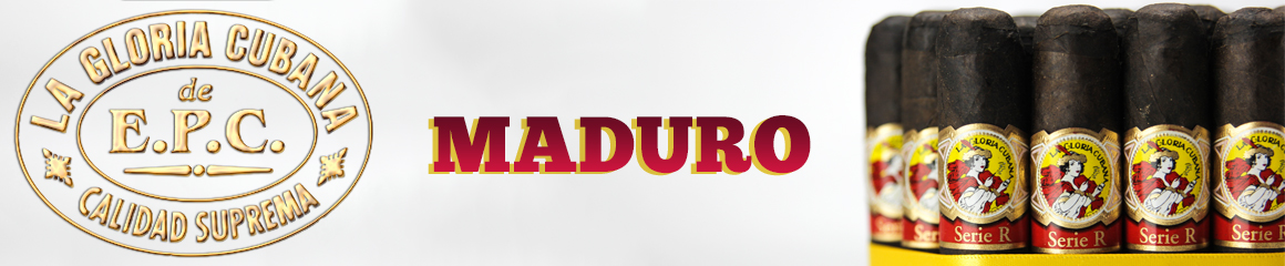 La Gloria Cubana Serie R Maduro