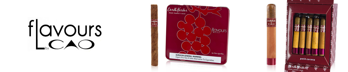 CAO Flavours Earth Nectar