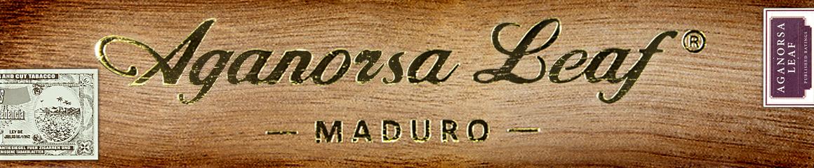 Casa Fernandez Aganorsa Leaf Miami Maduro