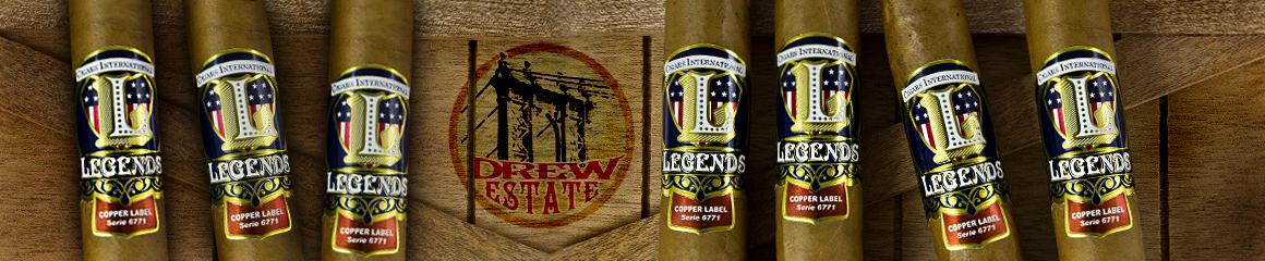 Drew Estate Legends