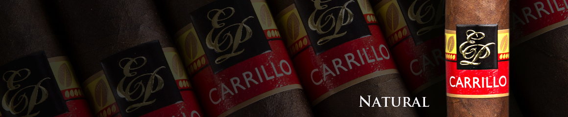 E.P. Carrillo Cardinal Series Natural
