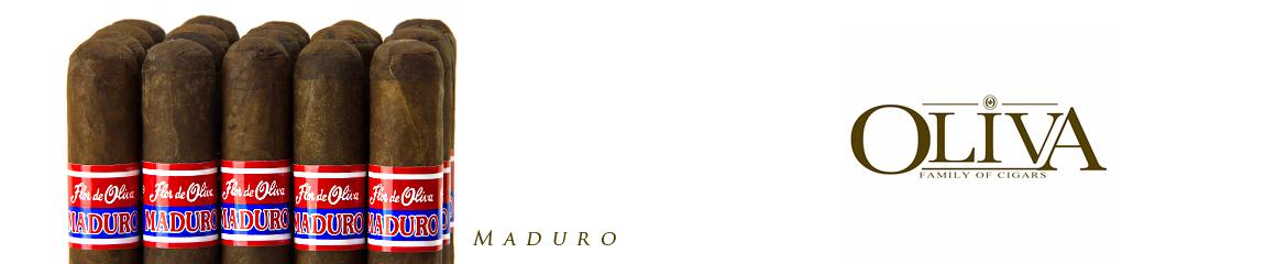 Flor De Oliva Maduro