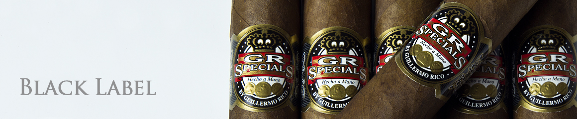 GR Specials Black Label