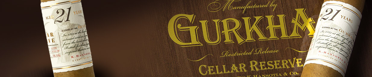 Gurkha Cellar Reserve 21 Year