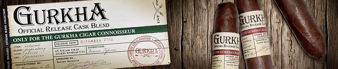 Gurkha Cask Blend