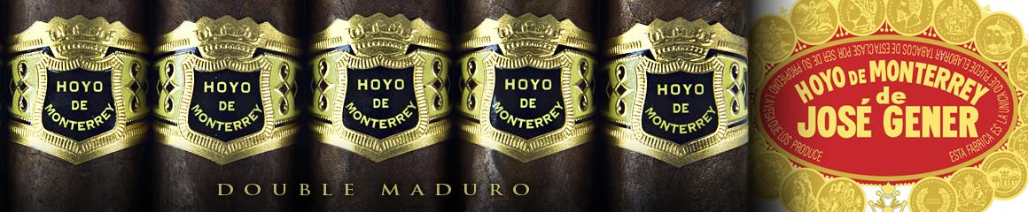 Hoyo De Monterrey Double Maduro