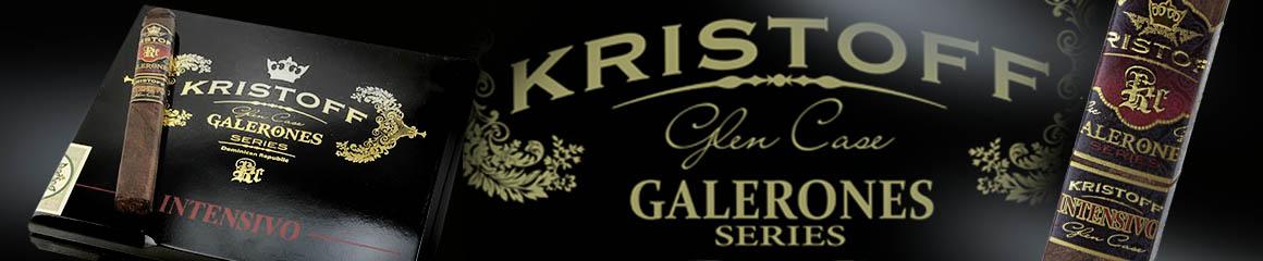 Kristoff Galerones Series Intensivo