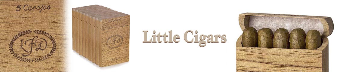 La Flor Dominicana Little Cigars