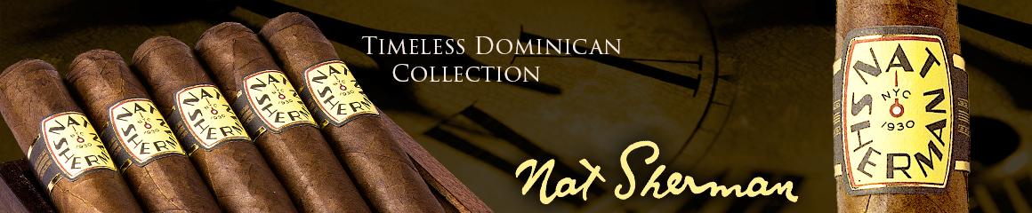 Nat Sherman Timeless Dominican Collection