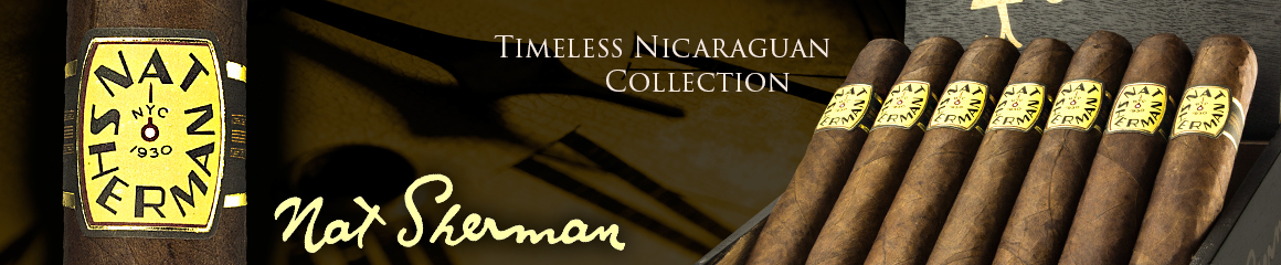 Nat Sherman Timeless Nicaraguan Collection
