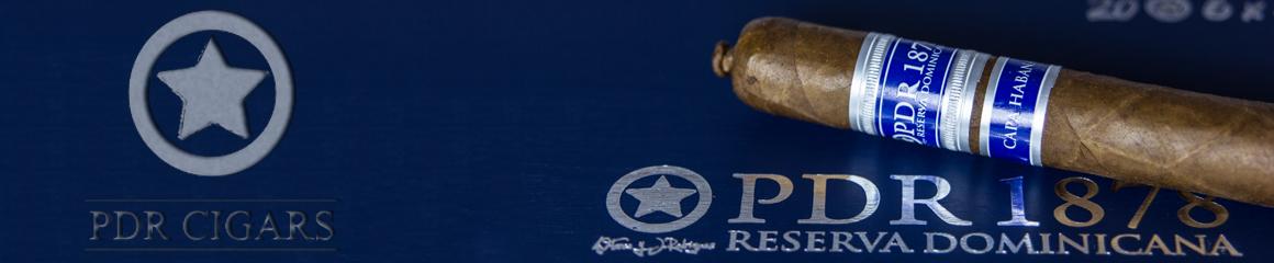 PDR 1878 Reserva Dominicana Capa Habana