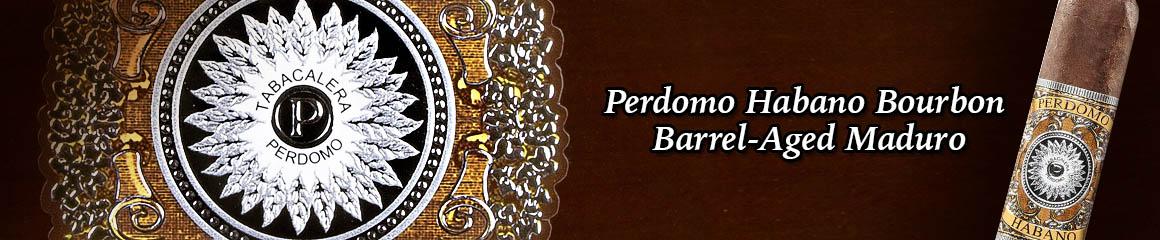Perdomo Habano Bourbon Barrel-Aged Maduro