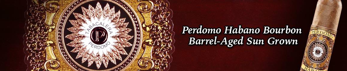 Perdomo Habano Bourbon Barrel-Aged Sun Grown