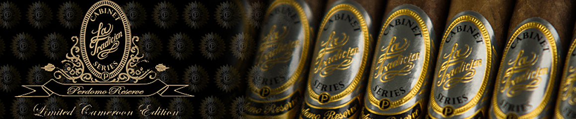 Perdomo Reserve Limited Cameroon Edition
