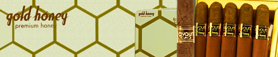 CAO Flavours Gold Honey