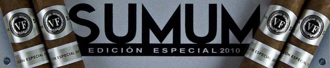 VegaFina Sumum Edicion Especial 2010