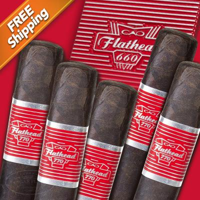 CAO Flathead V770 Big Block Pack of 5 Cigars-www.cigarplace.biz-31
