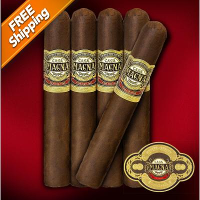 Casa Magna Robusto Colorado Pack of 5 Cigars-www.cigarplace.biz-32