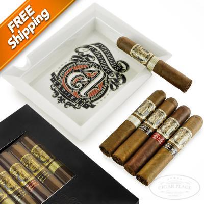 *Cornelius and Anthony 5 Cigar and Ashtray Gift Set-www.cigarplace.biz-32
