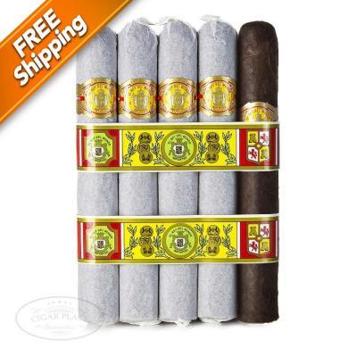 El Rey Del Mundo Oscuro Robusto Larga Pack of 5 Cigars-www.cigarplace.biz-31