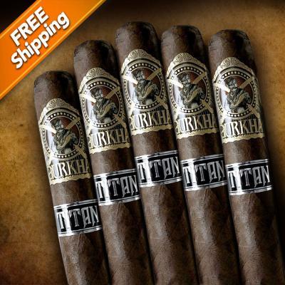 Gurkha Titan XO Pack of 5 Cigars-www.cigarplace.biz-31