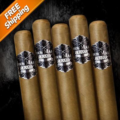 Gurkha Widow Maker Natural XO Pack of 5 Cigars-www.cigarplace.biz-31