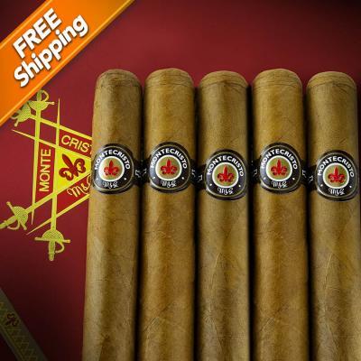 Montecristo Red Toro Pack of 5 Cigars-www.cigarplace.biz-33