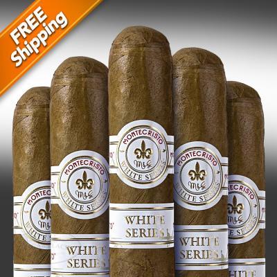 Montecristo White Churchill Pack of 5 Cigars-www.cigarplace.biz-31