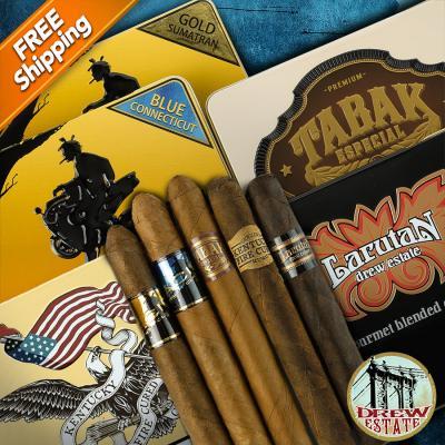 MYM Drew Estate Dirty Ponies Krush Collection Cigar Sampler-www.cigarplace.biz-32