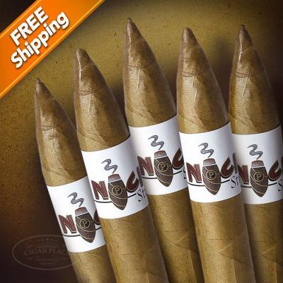 Nicks Sticks Connecticut Torpedo Pack of 5 Cigars-www.cigarplace.biz-32