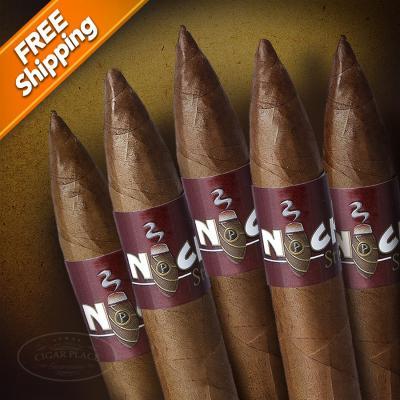 Nicks Sticks Sun Grown Torpedo Pack of 5 Cigars-www.cigarplace.biz-31