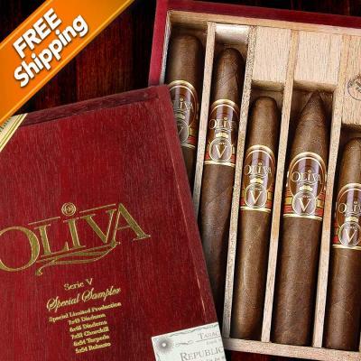Oliva Serie V 5 Cigar Sampler-www.cigarplace.biz-31