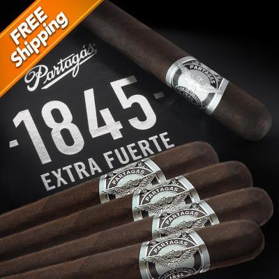 Partagas 1845 Extra Fuerte Robusto Pack of 5 Cigars-www.cigarplace.biz-31