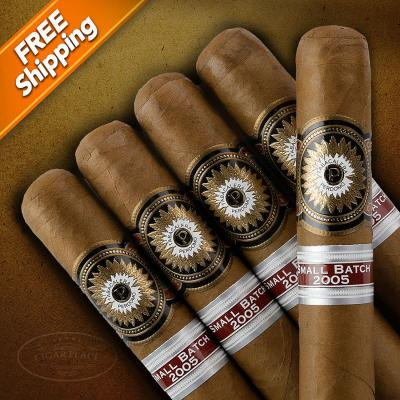 Perdomo Small Batch Series Sun Grown Rothschild Pack of 5 Cigars-www.cigarplace.biz-32