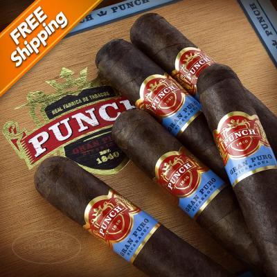 *Punch Gran Puro Nicaragua Robusto Pack of 5 Cigars-www.cigarplace.biz-32
