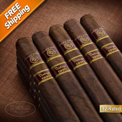 Rocky Patel Vintage 1990 Robusto Bundle of Cigars-www.cigarplace.biz-31