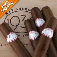 Nat Sherman 1930 Rothschild Pack of 5 Cigars-www.cigarplace.biz-20