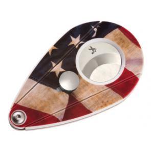 Xikar Xi2 Cigar Cutter American Flag-www.cigarplace.biz-21