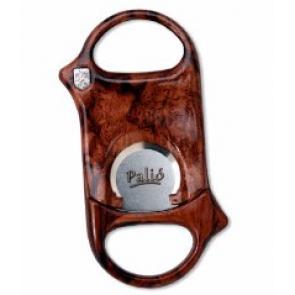 Palio Cigar Cutter Burl Wood - Free S&H