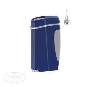 Xikar Executive II Single Jet Flame Lighter Blue-www.cigarplace.biz-22
