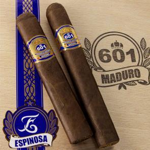 601 Maduro (Blue) Robusto Cigars-www.cigarplace.biz-20