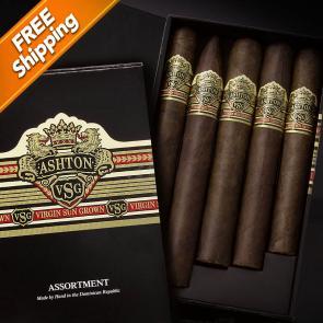 Ashton VSG 5 Cigar Sampler-www.cigarplace.biz-20