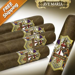 Ave Maria Lionheart (Box Press) Pack of 5 Cigars-www.cigarplace.biz-20