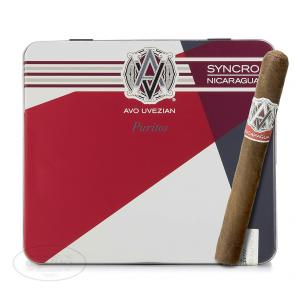 Avo Syncro Nicaragua Puritos Tin of Cigars-www.cigarplace.biz-21