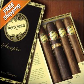 Brick House 4-Cigar Sampler-www.cigarplace.biz-20