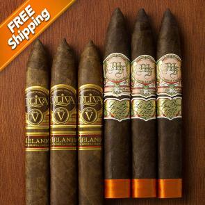 #1 Cigar of the Year 2014 vs 2015 Cigar Samplers