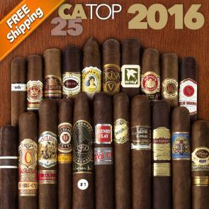 Cigar Aficionado Top 25 Cigars of 2016 Sampler-www.cigarplace.biz-20
