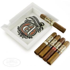 *Cornelius and Anthony 5 Cigar Gift Set with White Ashtray-www.cigarplace.biz-21
