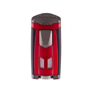 Xikar HP3 Cigar Lighter Daytona Red-www.cigarplace.biz-21